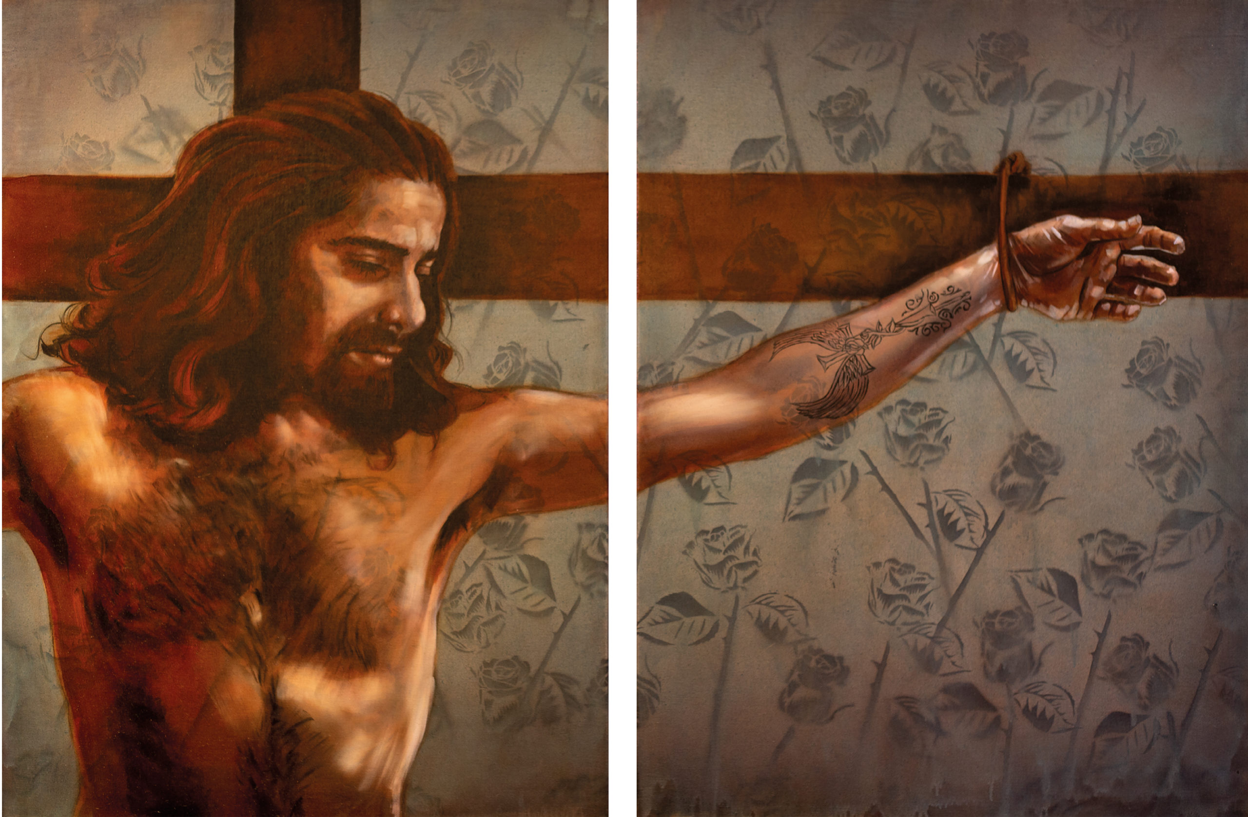 23 The Crucifixion